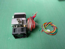 Good price single extruder 3d printer parts extruding plastic
