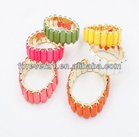 Korea Candy Color Fashion Accessories Wholesale Delicate Personality Handmade Bracelet