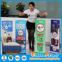 Hot selling Pos Display Standee battery powered rotating display stand