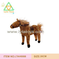 animal toys riding horse for kids toys plush horse