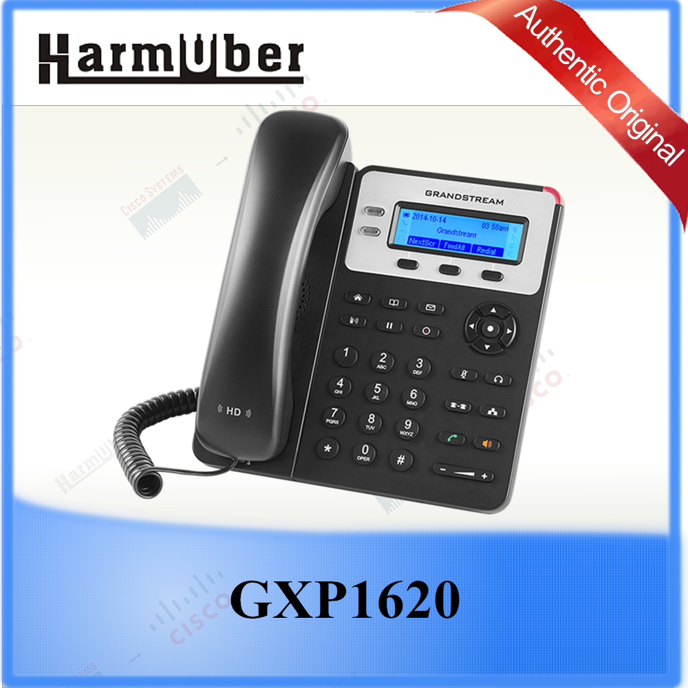 Grandstream GXP1620 IP Phone Grandstream IP Phone
