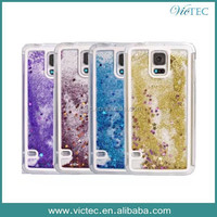NEW Arrival Special Design Flowing Glitter Liquid Fancy Cover for Samsung Galaxy Note 3 Case