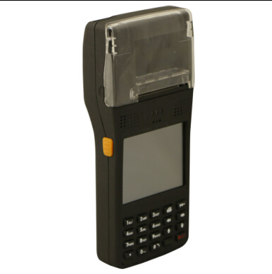 Portable Pos Machine with receipt Printer, Outdoor Use GPRS POS Terminal