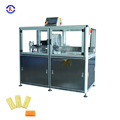 automatic bar soap cutting machine with soap roller embossing cutter machinery