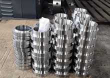 A182 F53 stainless steel flange Export products and quality assurance