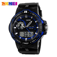 High quality SKMEI Brand 1070 Model 5ATM Waterproof Men's Sports Watches