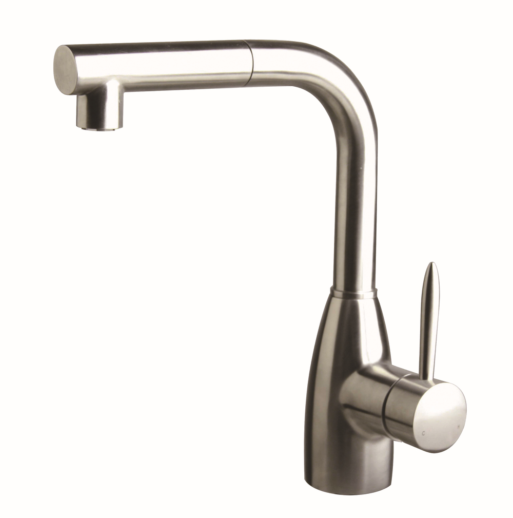 UPC kithcen sink mixer kitchen faucet with bent pipe