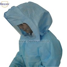 Disposable protective Hood with Shield