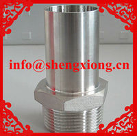 Stainless Steel Hose Nipple (CE approved)