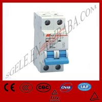1-63amp mcb SGB17 1-4p dz47 mini interruptor miniature circuit breaker