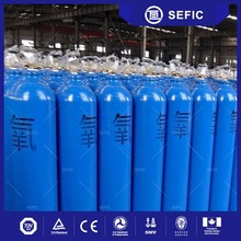 Empty Cylinder Bottle Weight 48kg O2 Gas Cylinder Oxygen Cylinder