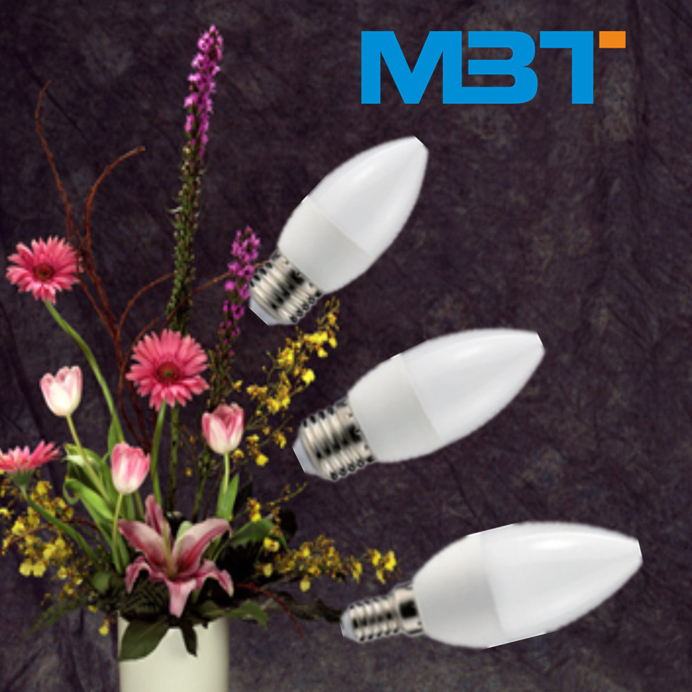 china supplier circuit for the led bulb t shape aluminum housing e27 led bulb candle mbt