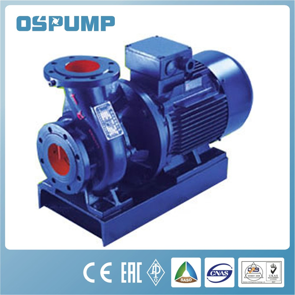 Isw Electrical Fire Water Pump Electric Motor Driven Fire