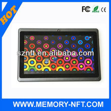 cheapest 7inch tablet with android 4.0 3G tablet pc