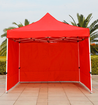 Portable outdoor folding shelter tent with side walls for Movable exterior walls
