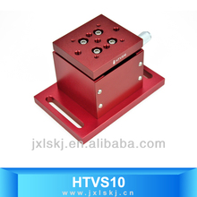 High Precision Micrometer Screw Manual Vertical Translation Lab Jack HTVS10