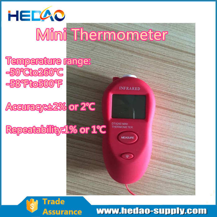 Wholesale Digital Infrared Thermometer High Temperature For Sale