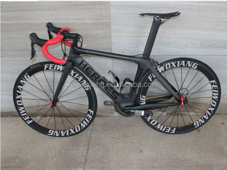 2*11 speed cheap complete carbon bike 6800 groupset chinese carbon road bike lightweight carbon road racing bike