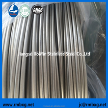 China Supplier Stainless Steel hydrogen annealed bright wire high quality