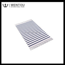 Comfortable Stripe 100% Cotton Beach Towel