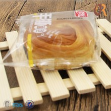 Food grade clear PE freshness protection package food plastic bag on roll