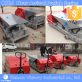 prestressed boundary slab machine