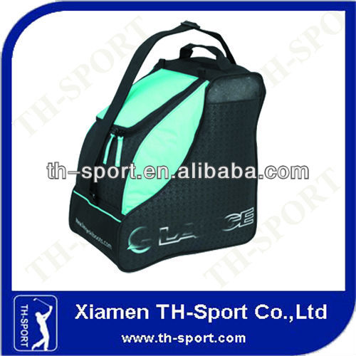 Polyester golf shoe bags