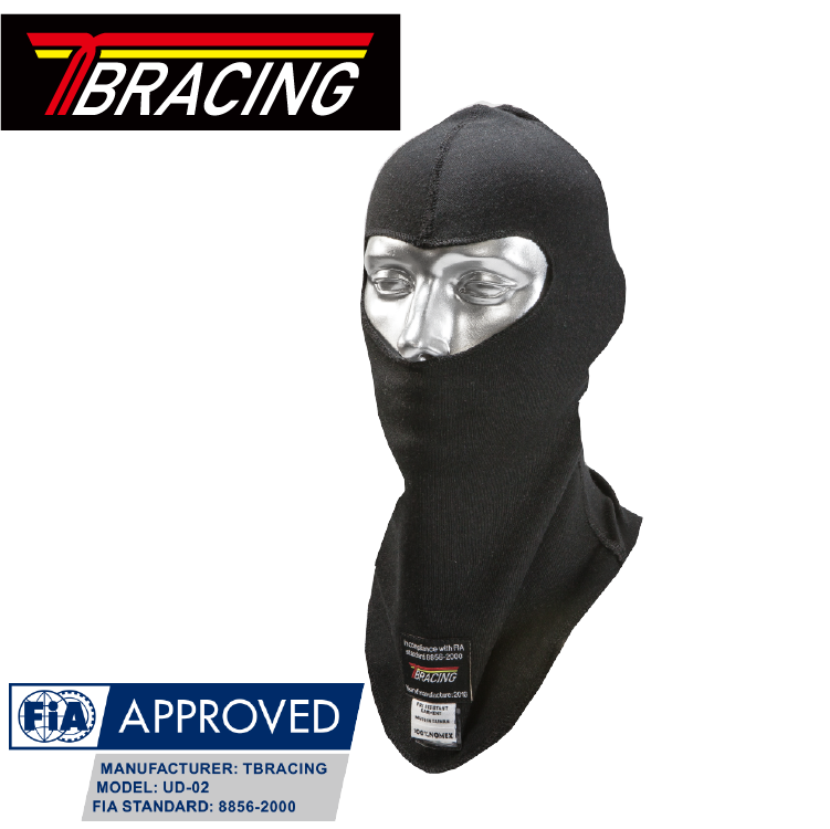 Nomex safety Underwear Manufacturers FIA Car Racing Balaclava