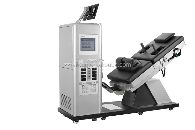 High quality physiotherapy machines/bed for back pain