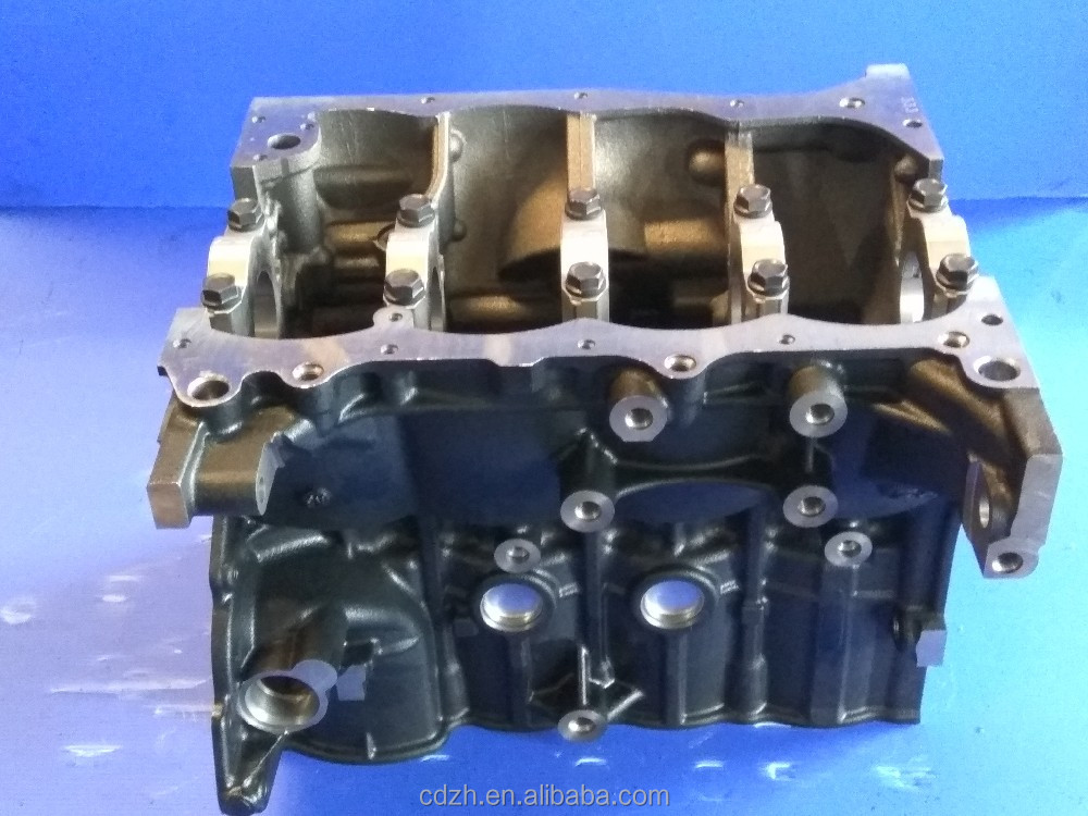 Zhengheng engine block manufacturer custom/OEM Japan's DAIHATSU 3SZ cylinder engine block