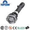 LED T6 High Quality 2*18650 Rechargeable Waterproof 18650 Diving Flashlight