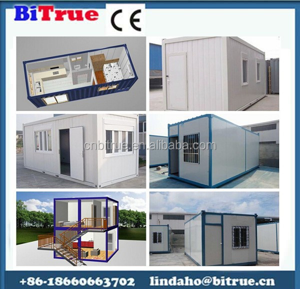 New Technology Fast Assembling intermodal container house