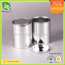 Tinplate Metal Type and Metal Material empty tin cans sale