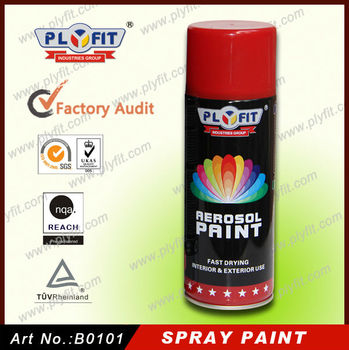 Wholesale Free Sample All Purpose Aerosol Spray Paint