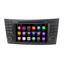 "7"" Built in HDMI Output Quad Core android 7.1.2 car dvd with amplifier car audio , for mercedes benz w211 car radio/"