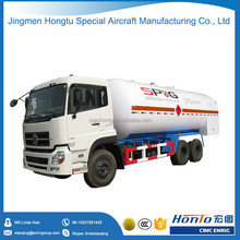 Trailer LNG Tank Truck Trailer With Volume Optional