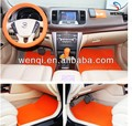 colorful car mat