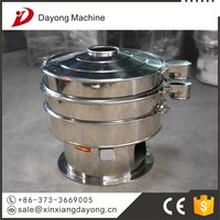 Round type vibration shaker for meat and bone Meal processing with USD200 coupon