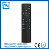 Slim ir remote controller for mini dlp android projector with wifi