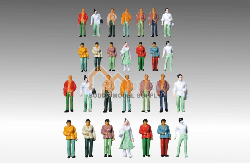 ABS Figure/model people/mini plastic figure