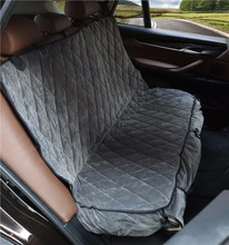 High-end Crystal Velvet Material Pet Seat Cover