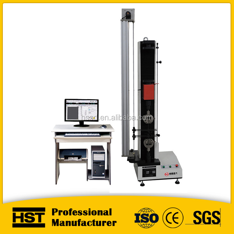 electronic rally tension testing machine/Aluminum sheet tensile tester manufacturers