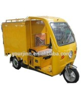 three wheel electric mail tricycle/trike/truck