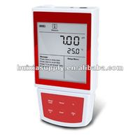 Portable digital ph meter (pH / mV / ORP / Temp)