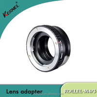 Kernel Camera adapter for Rollei QBM lens to Micro 4/3 for Panasonic G1 GH1 GF1 OM E-P1 E-P2 E-PL1