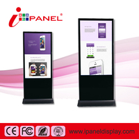 "2015 hot seller 42"" to 110"" Android standing waterproof digital signage"
