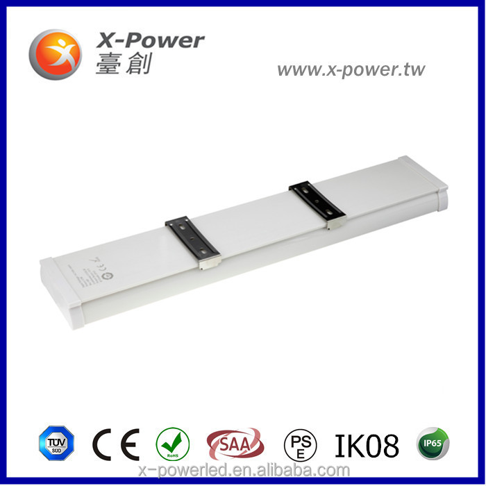 IP65 LED Linear Light Can Connected 1 by 1 TUV CE RoHs SAA Certitifation