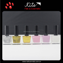 New private label makeup nail polish,cosmetics ,sale fast nail polish