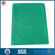 pack of 50 waterproof LDPE giant disposable christmas tree removal cover bag
