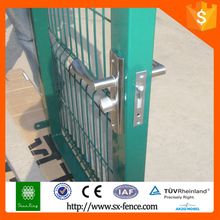 Pvc coated metal outside gates